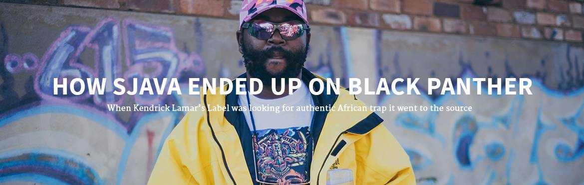 Here's how Sjava ended up on the Black Panther Soundtrack