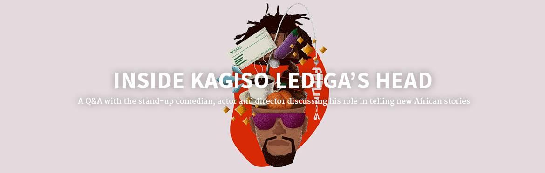 Inside Kagiso Lediga's Head