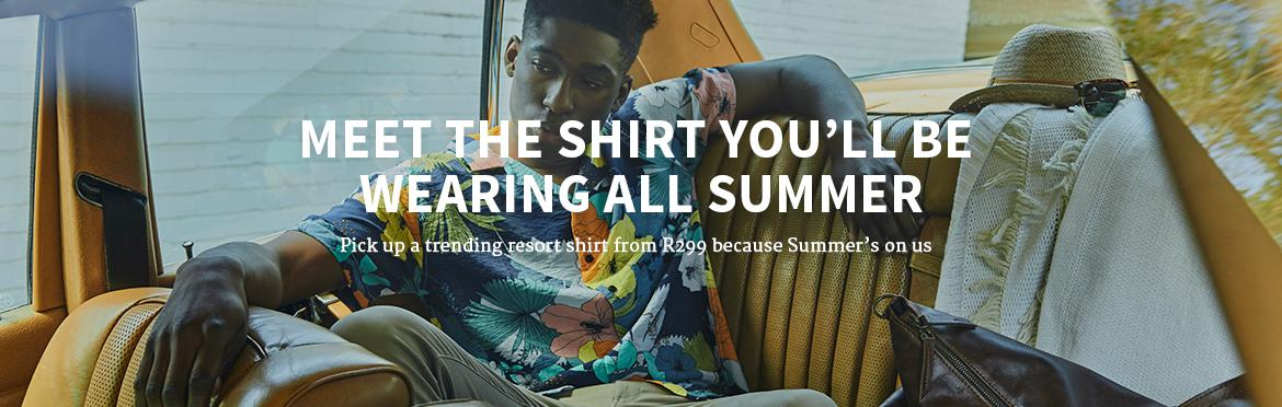 Meet the shirt you'll be wearing all summer