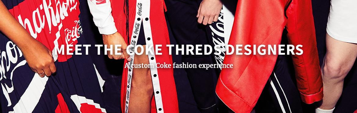 COKE THREDS | Meet The Designers
