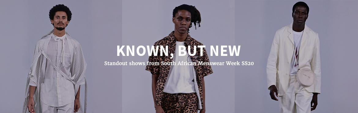 Known, But New