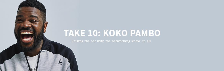 Take 10: Koko Pambo