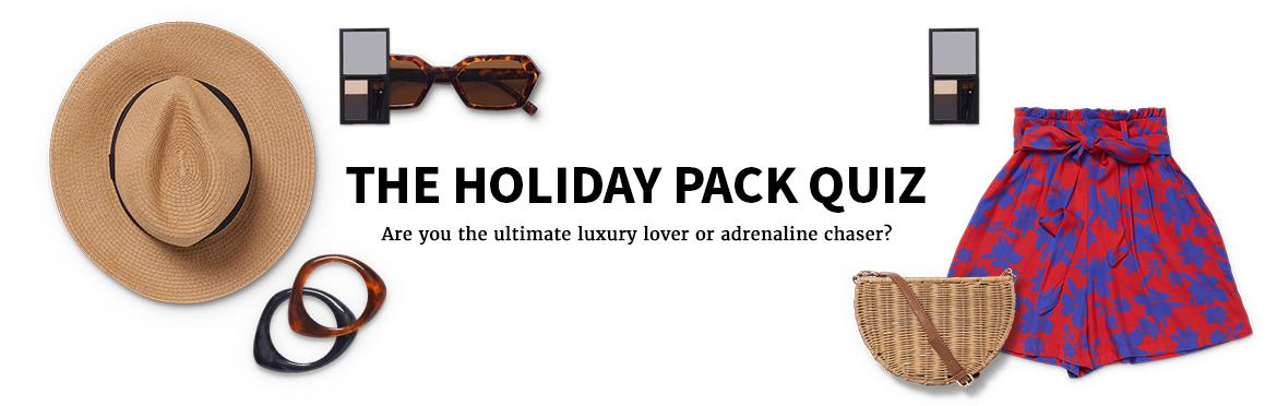 THE HOLIDAYMAKER QUIZ