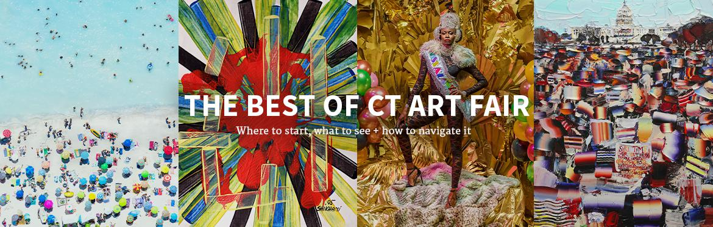 THE BEST OF CT ART FAIR