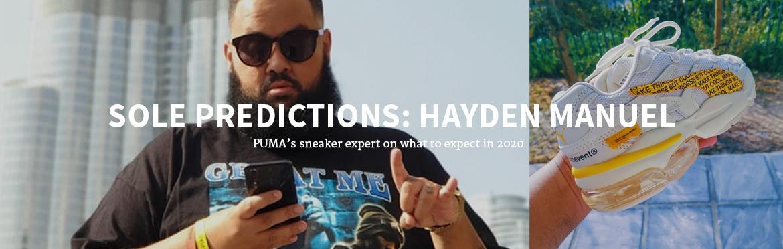 SOLE PREDICTIONS: HAYDEN MANUEL