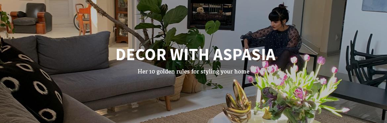 Decor with Aspasia