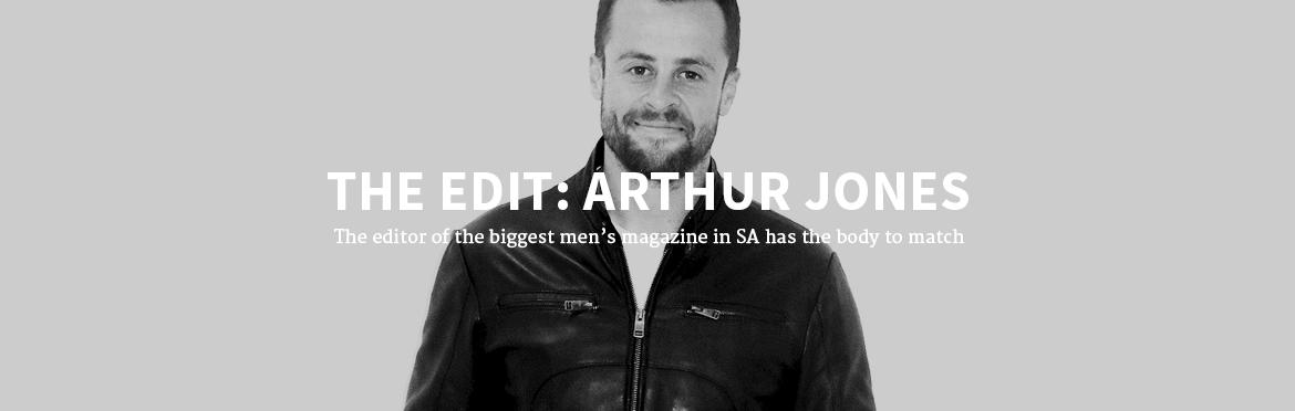 The Edit: Arthur Jones