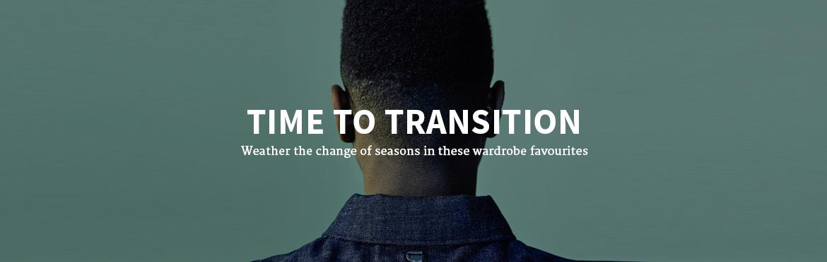 Time to transition