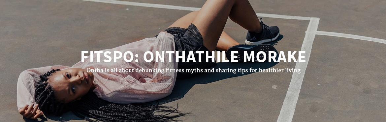 Fitspo: Onthathile Morake