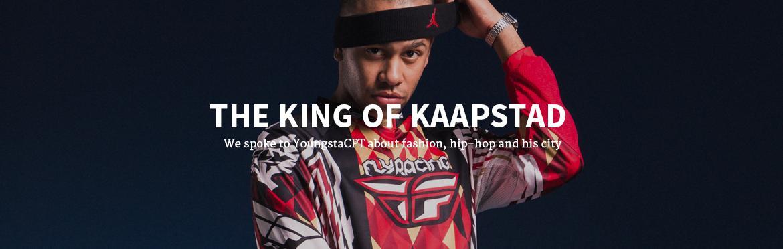 The King of Kaapstad