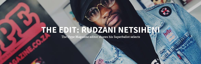 The Edit: Rudzani Netshiheni