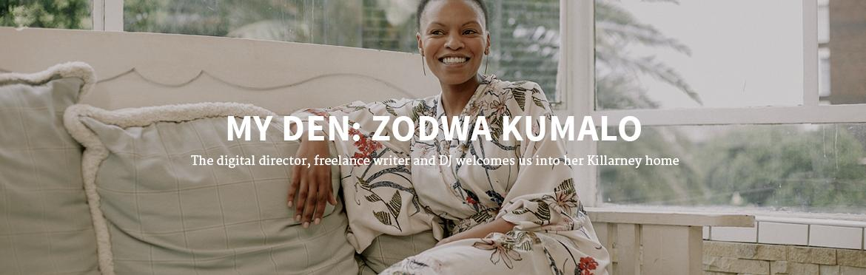 My Den: Zodwa Kumalo