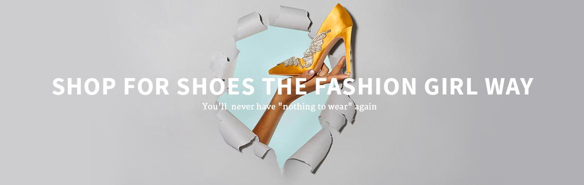 Shop for Shoes the Fashion Girl Way