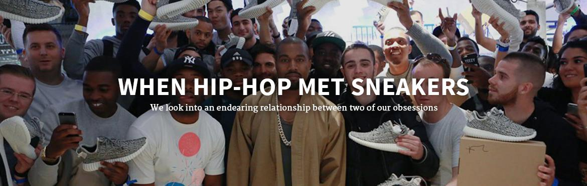 When Hip-Hop met Sneakers