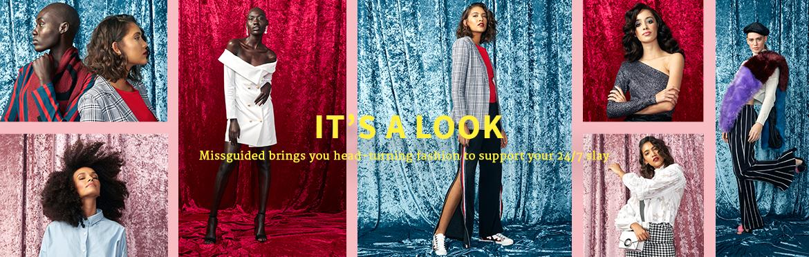 Missguided Brings you Head-turning Fashion