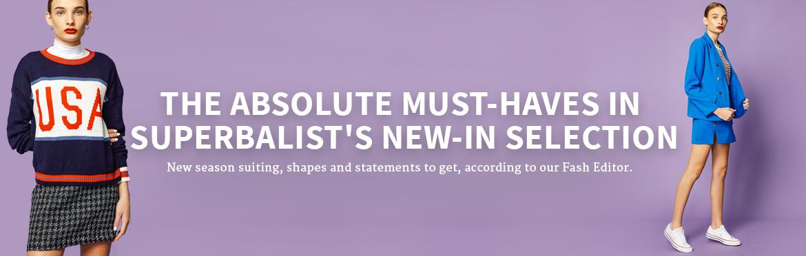 5 Absolute Must-haves in Superbalist's New-In Selection