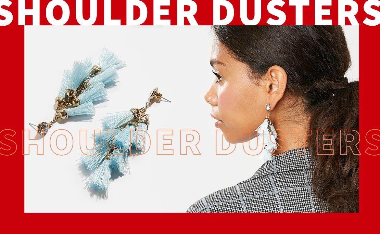 shoulder dusters