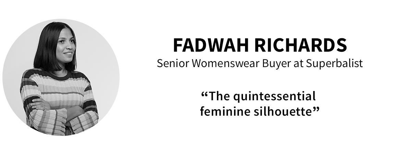 Panel Picks: Fadwah Richards