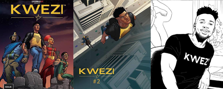 loyiso mkize comic kwezi