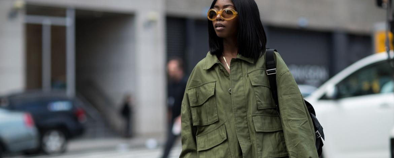 What makes a fashion girl?