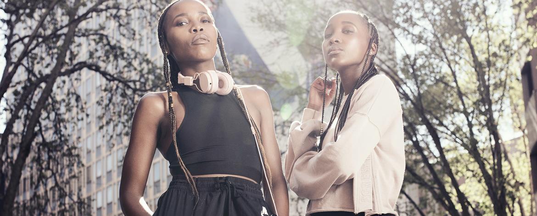Zama and Zonke Mthethwa