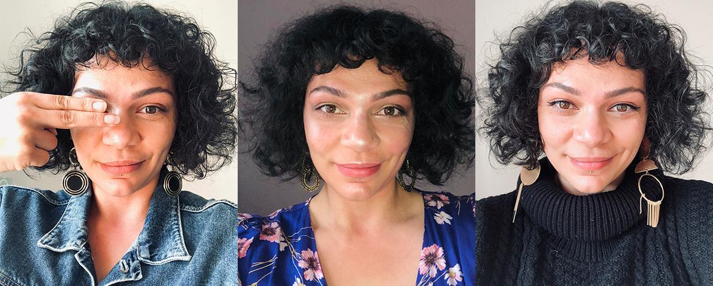 lipstick tryout