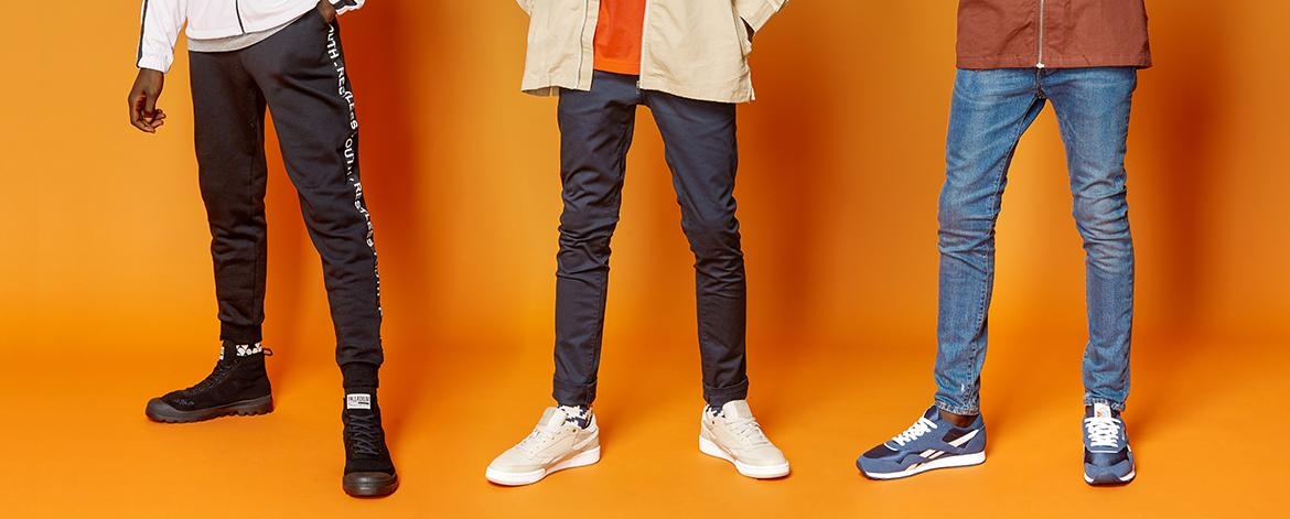 3 pants every man must own
