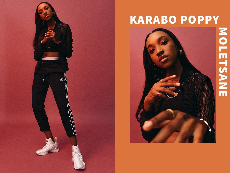 Karabo 'Poppy' Moletsane