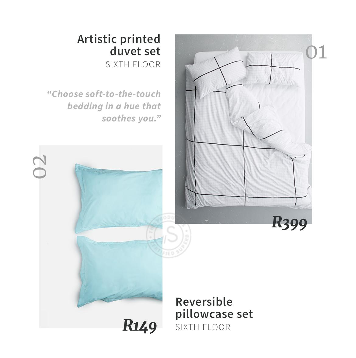 Superbalist duvet set