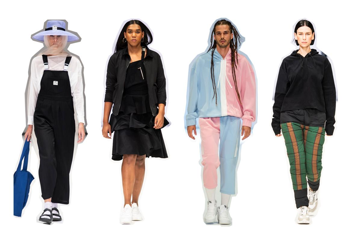 Streetwear moves away from gender