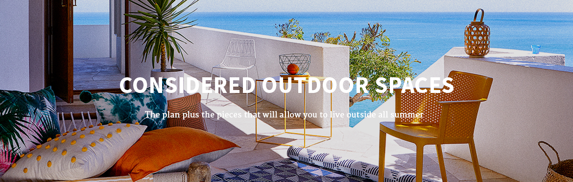 It's time you considered your outdoor spaces