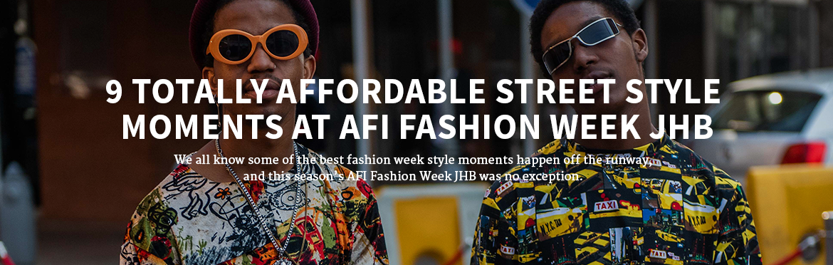 9 totally affordable street style moments
