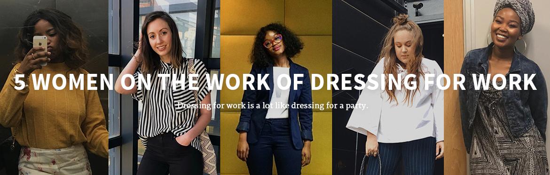 5 Joburg Women Share How They Dress For Work