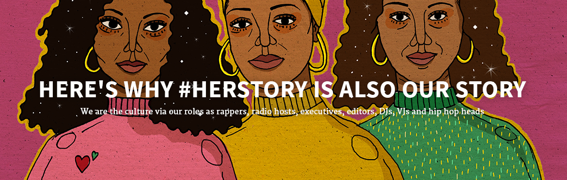 Here's why #Herstory is also our story