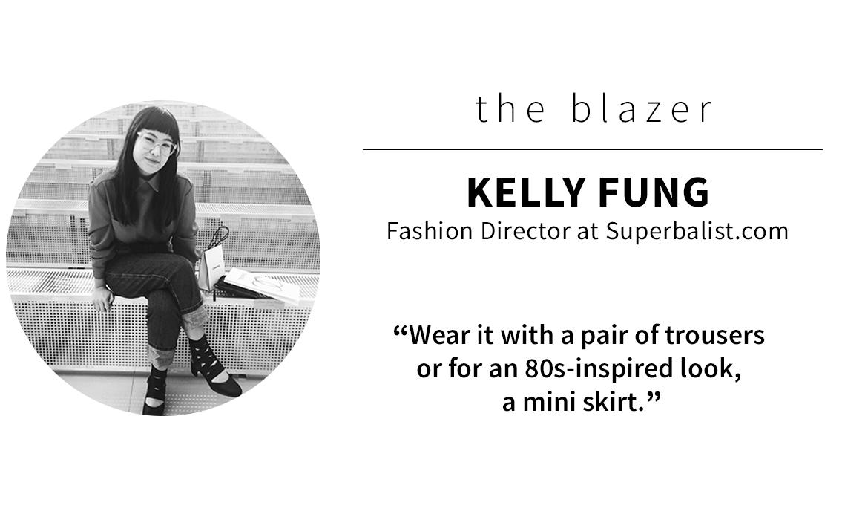 panel picks: Kelly Fung