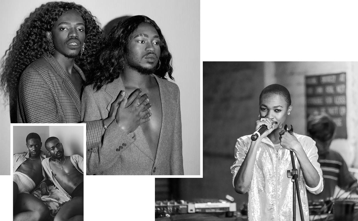 queer and non-binary South African artists