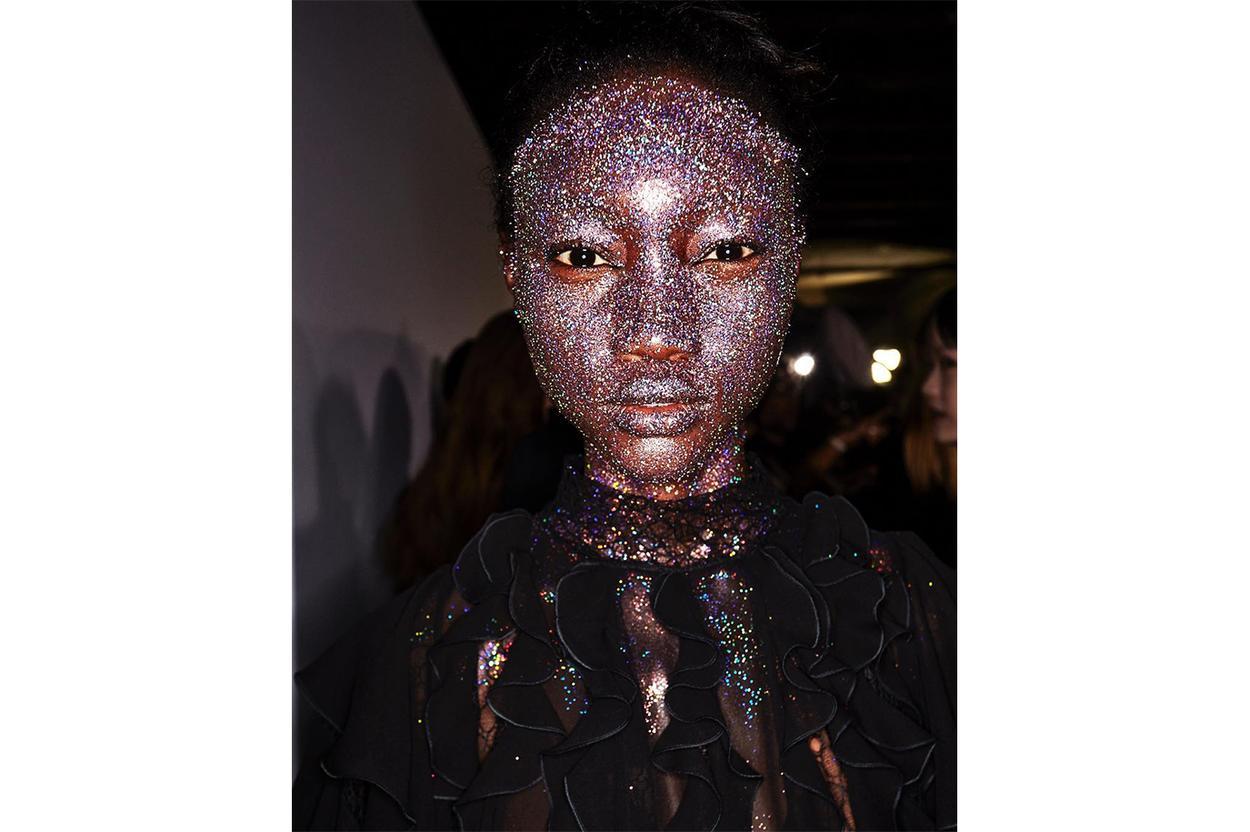 glitter masks