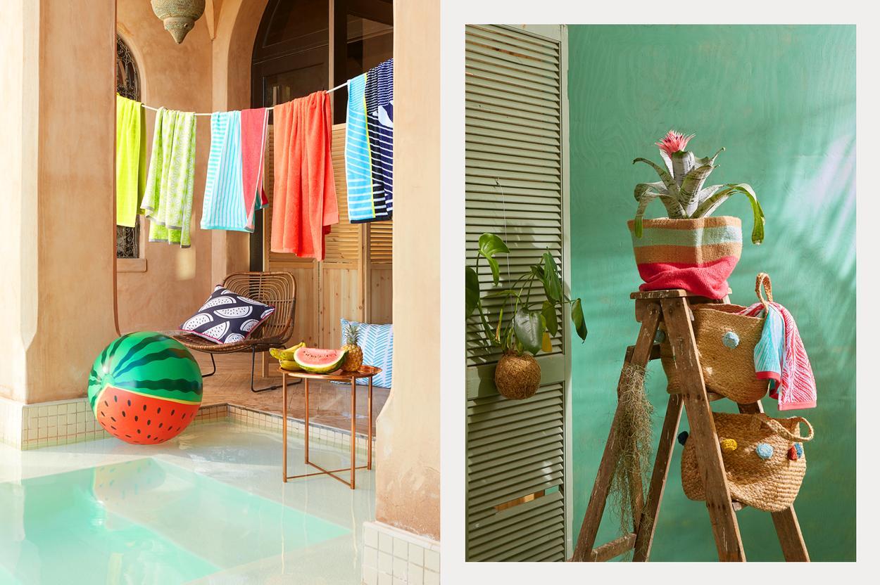 Hemingway inspired decor accessories