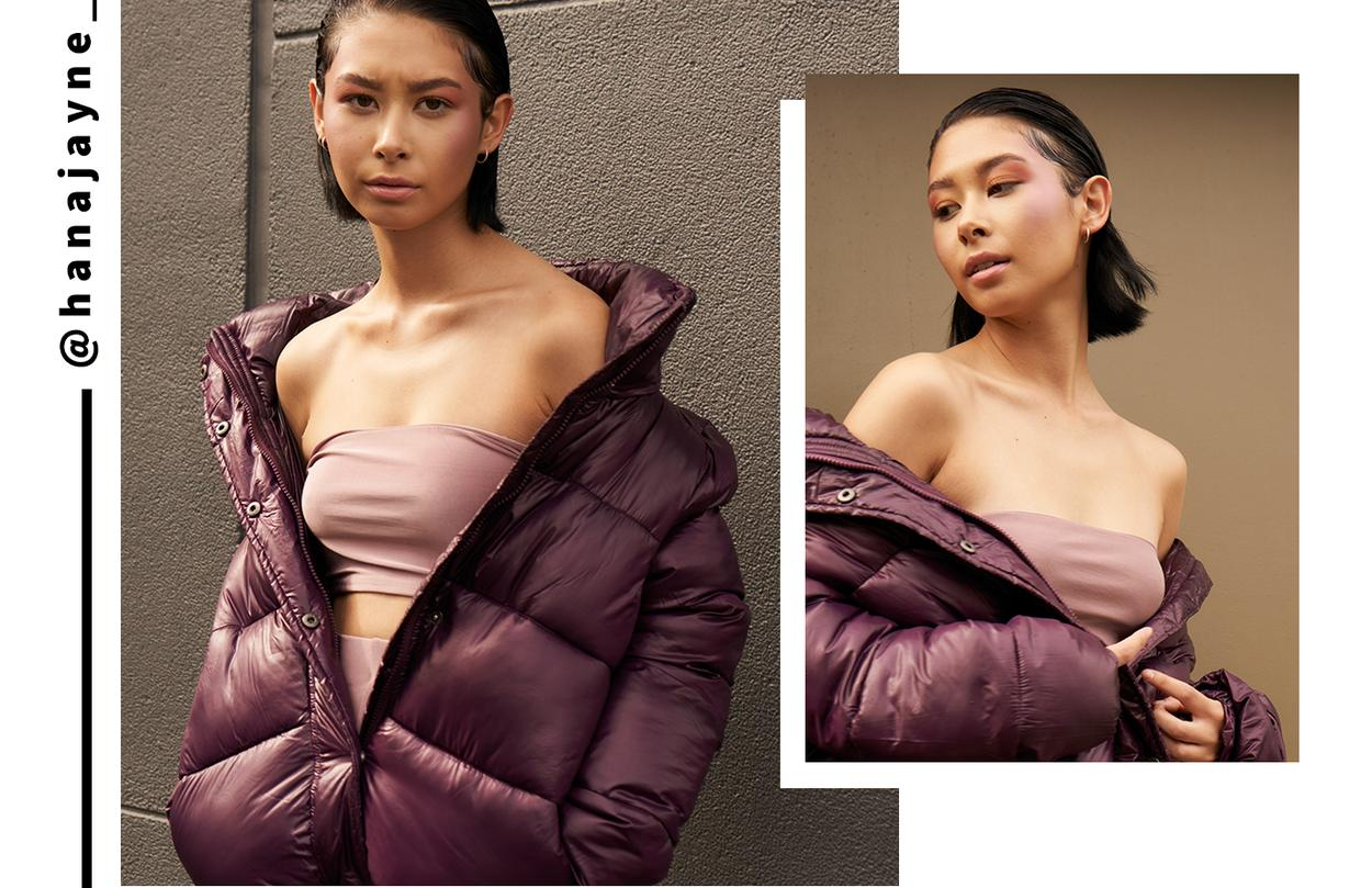Hana Jayne Sho - puffer jacket