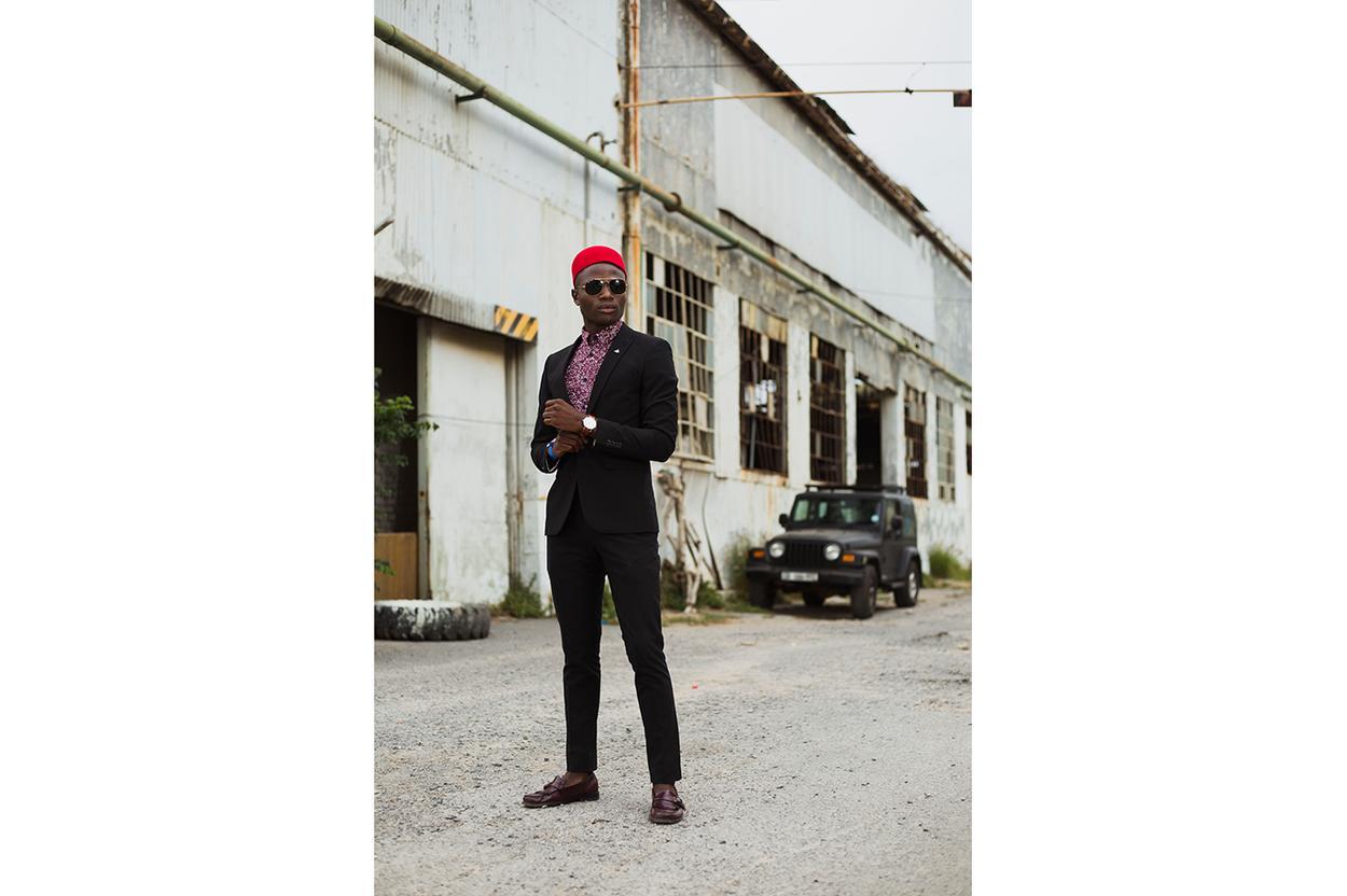 Anesu Chogugudza Cape Town Fashion Week