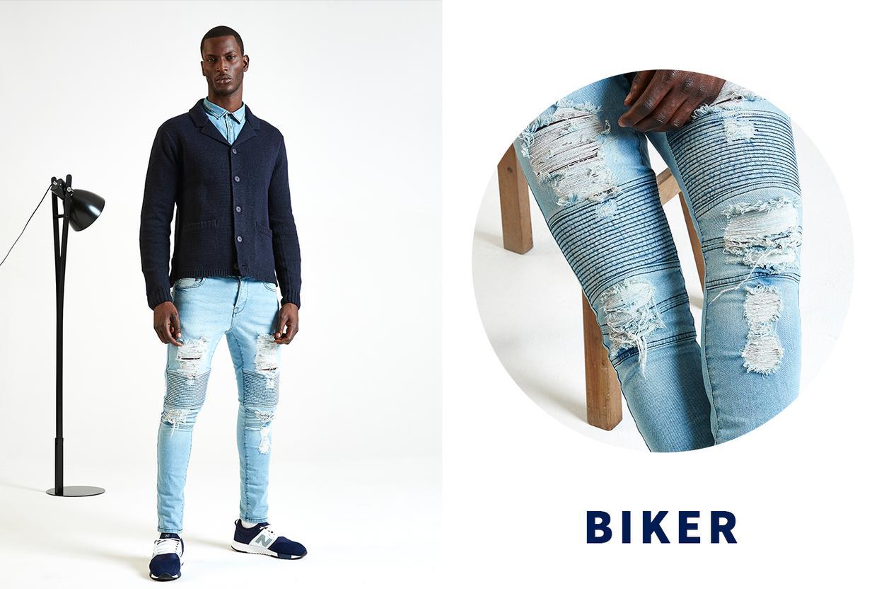 Biker details