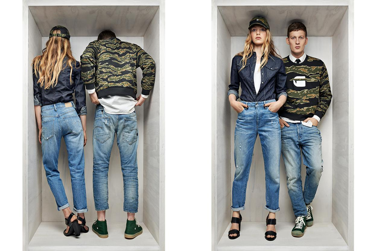 Behind the brand: G-Star RAW