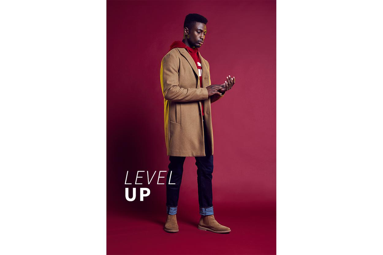 Level up with camel