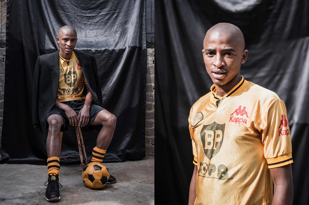 Kabelo Kungwane football