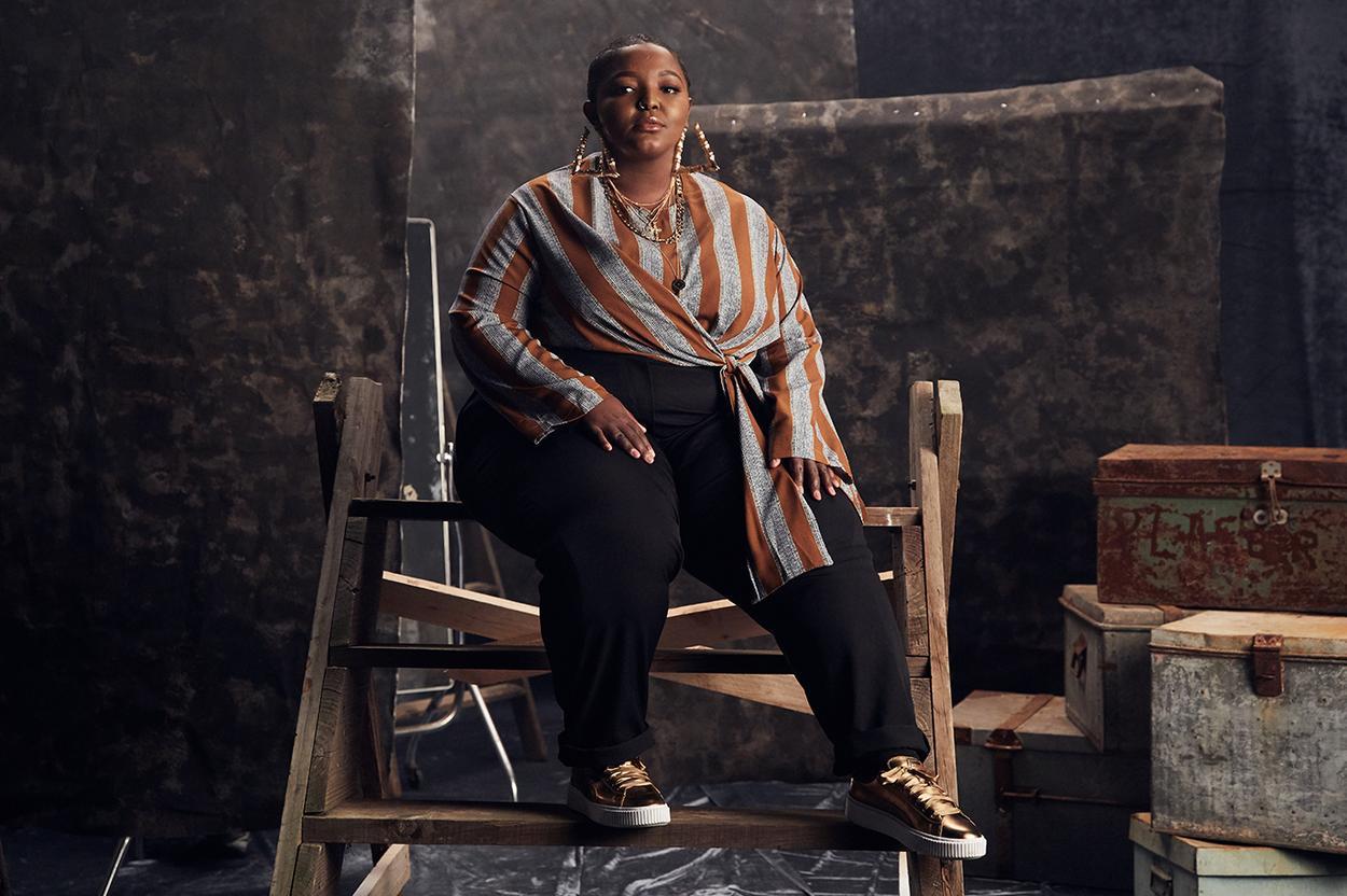 Yoliswa Mqoco does nothing in half measures