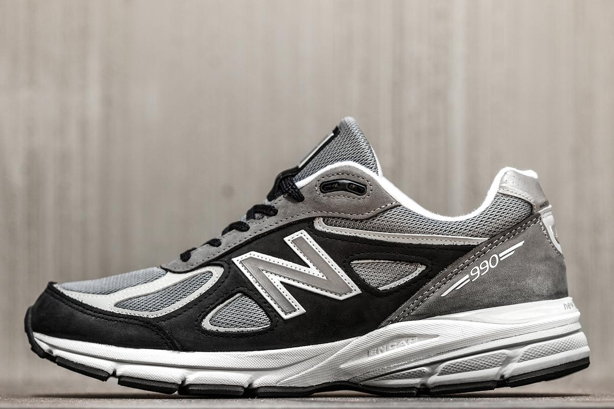 New Balance made in the USA 'Grey Pack'