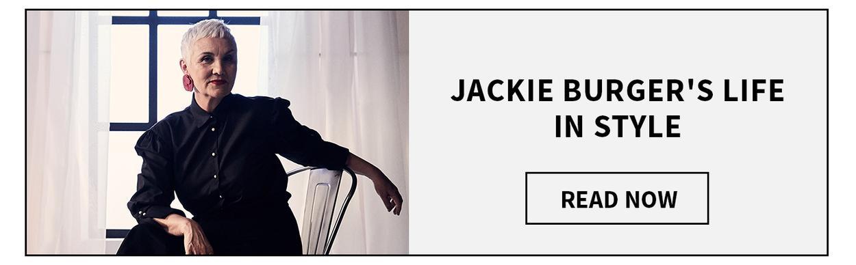 Jackie Burger profile