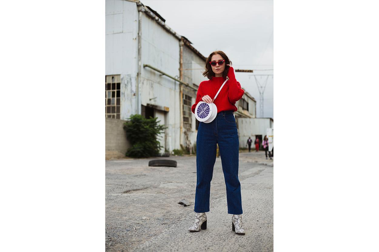 Amber Rose Hennings Cape Town Fashion Week