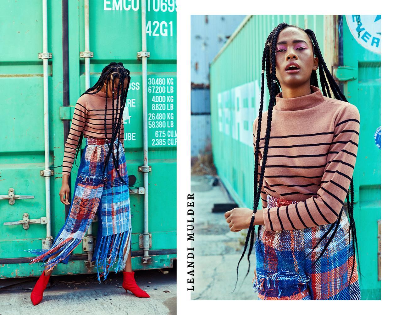 Leandri Mulder (Fashion Revolution)