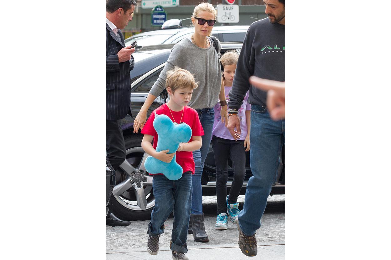 Gwyneth Paltrow Quality mom